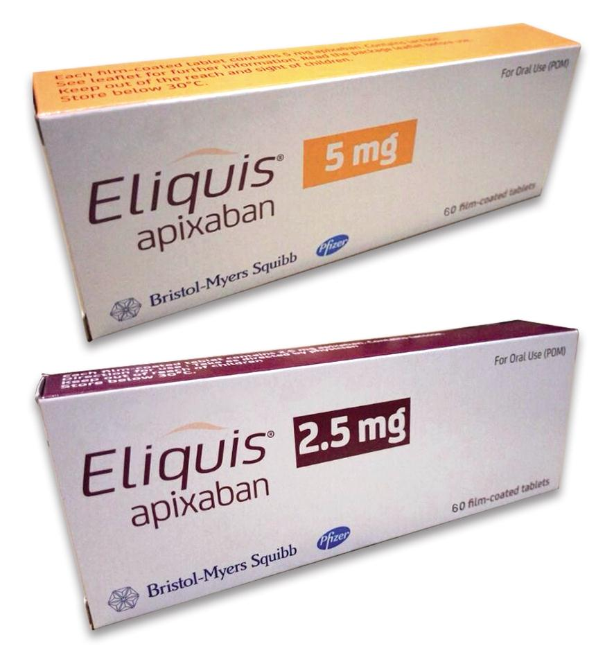 Eliquis (Apixaban) Side Effects Important Information ...