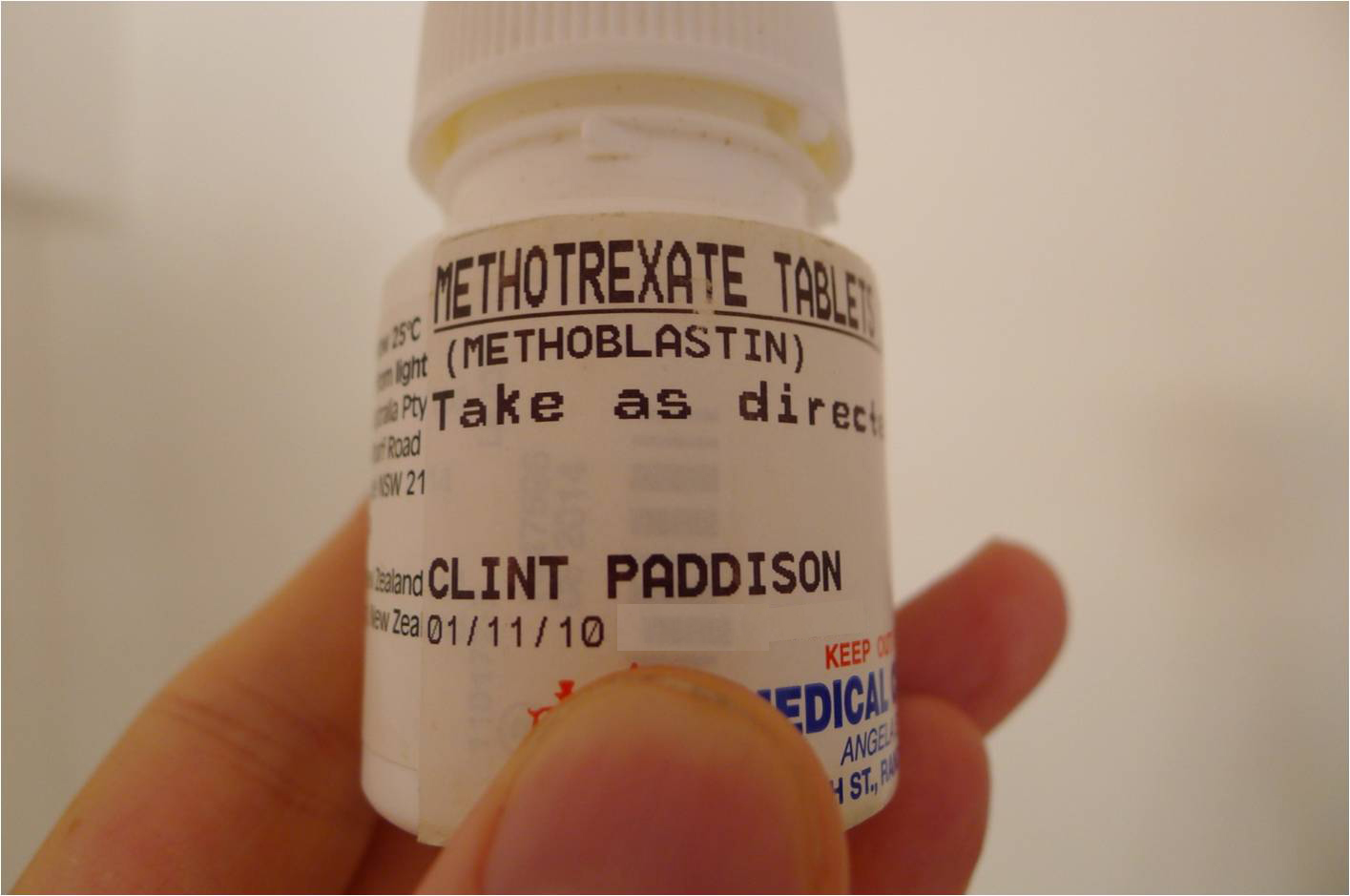 Methotrexate Side Effects Before Taking How to Take ...