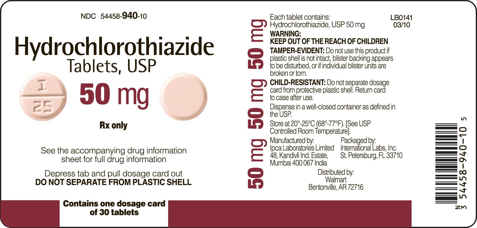 Hydrochlorothiazide Side Effects How it Works Upsides ...