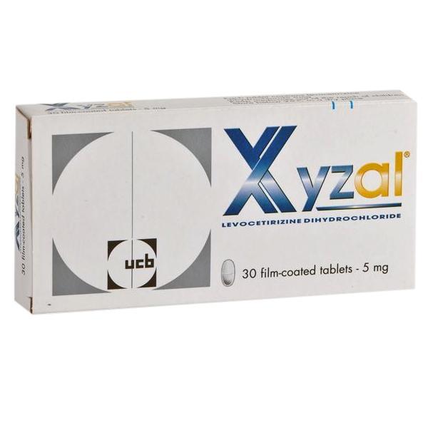 Xyzal (Levocetirizine) Side Effects Important Info ...