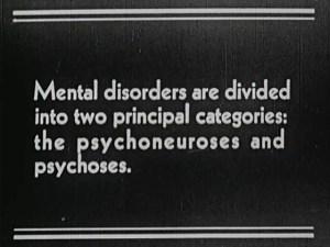 Still from Treatment in Mental
