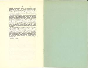 Scan of the last page of a pamphlet.