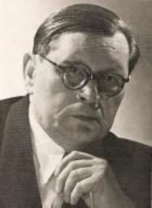Man with glasses in suit