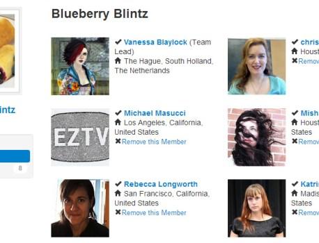 How 2 Make Blueberry Blintz!