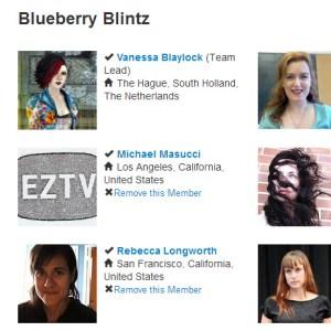 photo of Blueberry Bintz