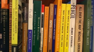 The Urban Studies section at City Lights Bookstore, San Francisco