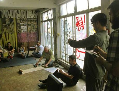 Artists Occupy Abandoned Building in the Centre of São Paulo