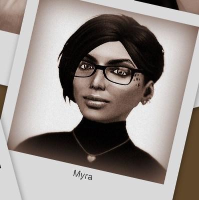 headshot of Myra Wildmist