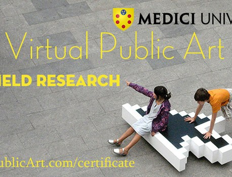 Certificate in Virtual Public Art