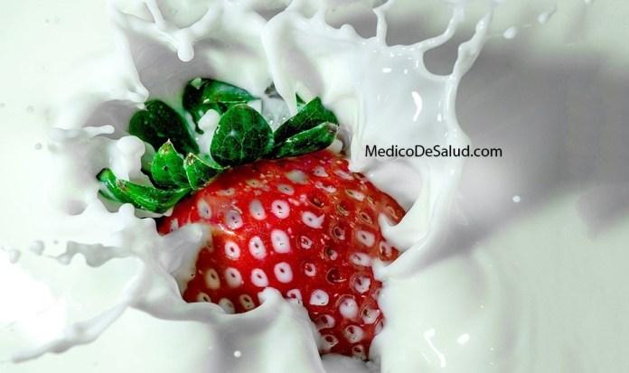 Sustitutos lácteos lácteos: soja, almendra y otros
