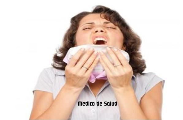 Estornudos constantes: causas y remedios