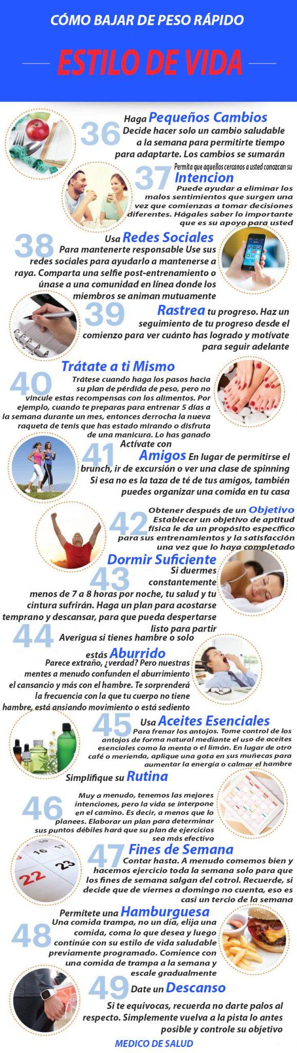 Como perder peso rapidamente SECRETOS DE ESTILO DE VIDA 49 secretos para | cómo perder peso rápido 49 Secretos para | Cómo Perder Peso Rápido Como perder peso rapidamente SECRETOS DE ESTILO DE VIDA
