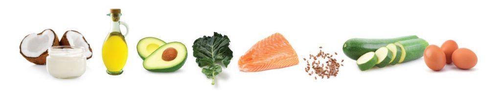 Lista de alimentos bajos en proteínas baja en grasa