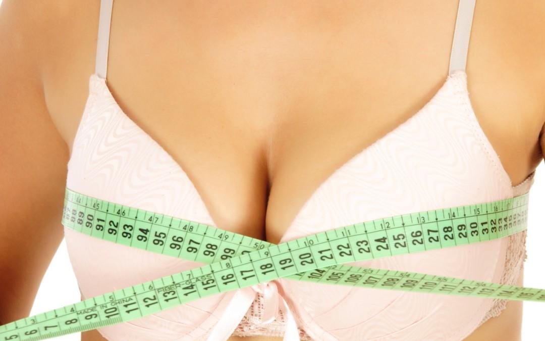 Cirugía plastica de aumento de senos