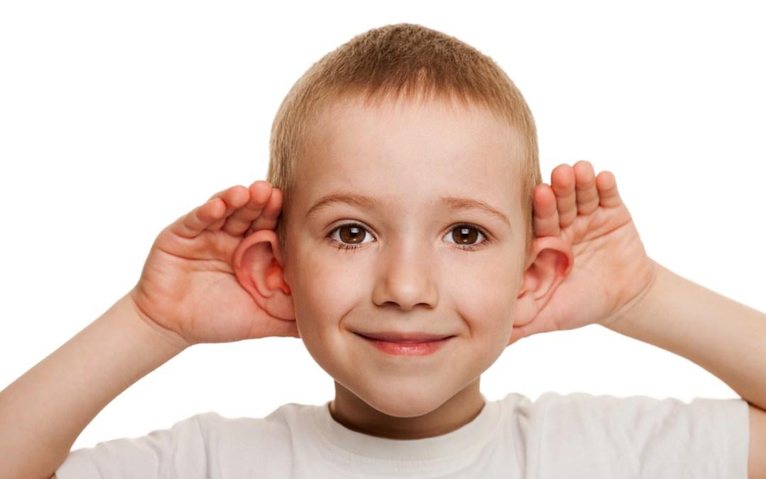 Su hijo tiene una pérdida auditiva