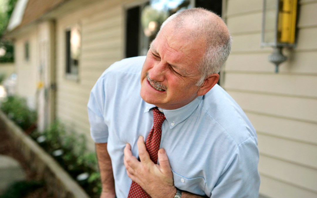 ¿Cómo saber si estoy sufriendo un infarto?