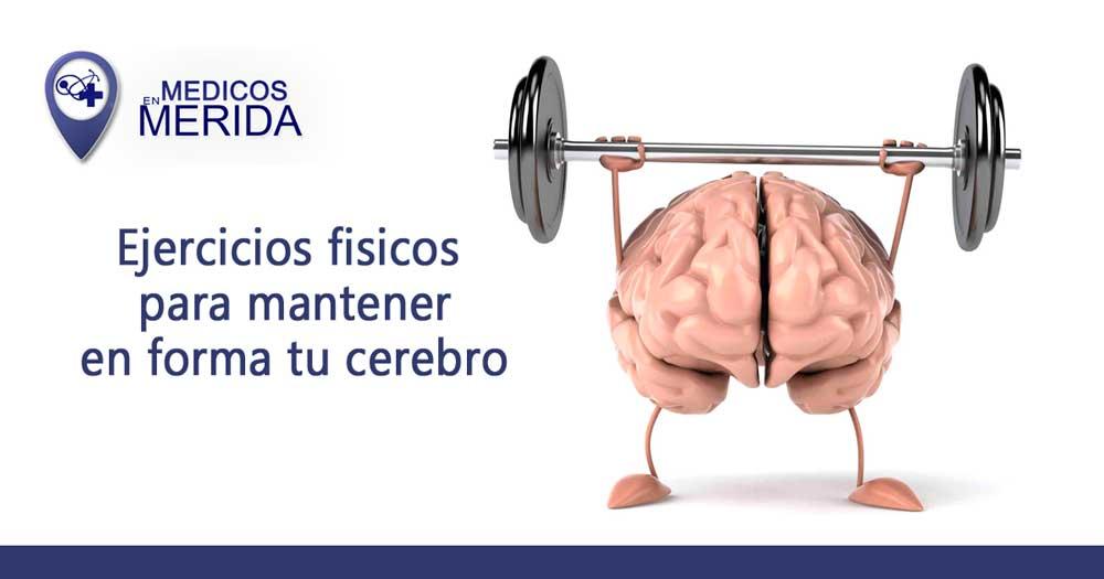 Ejercicios físicos para mantener en forma… tu cerebro