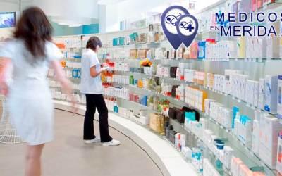 Farmacias surtidas