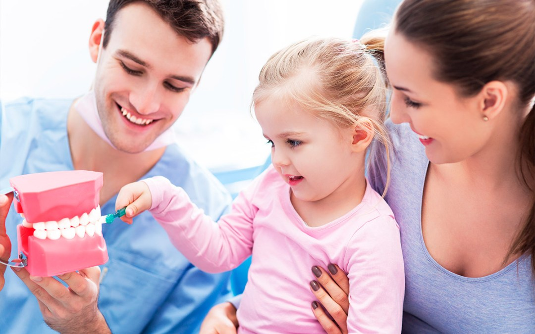 ¿Qué hace un odontopediatra?