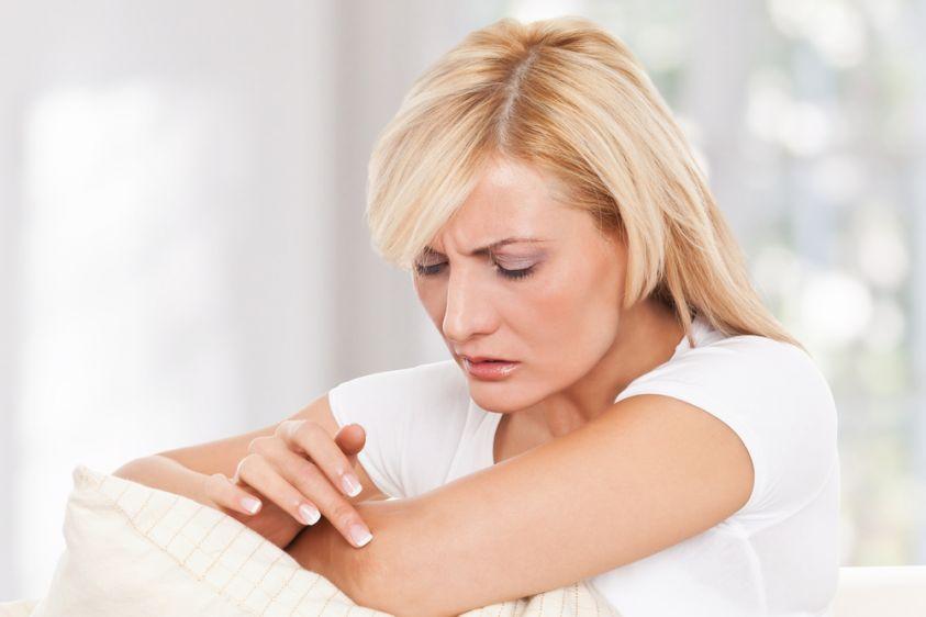 Signos del estrés en tu piel