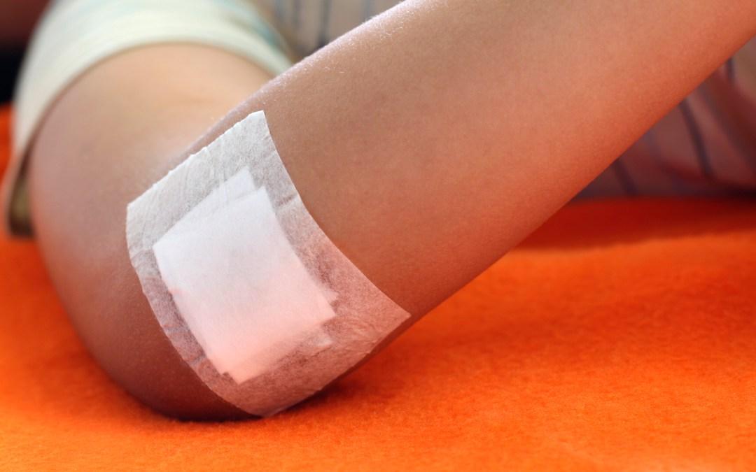 Un centro especializado en heridas