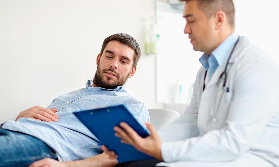 ¿En qué consiste un check up masculino completo?