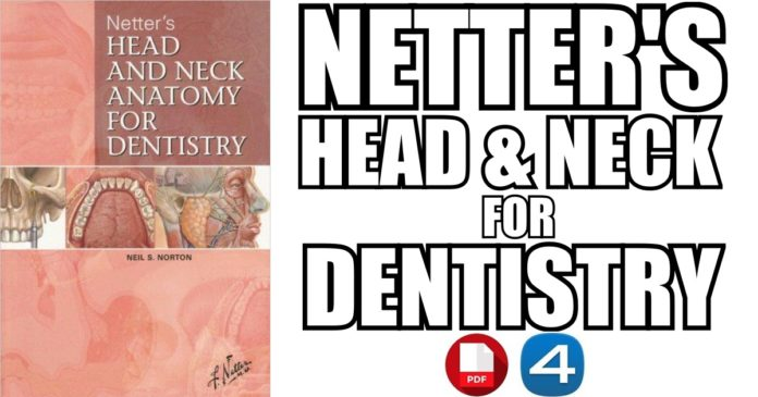 Netter\'s Head and Neck Anatomy for Dentistry PDF Free Download ...