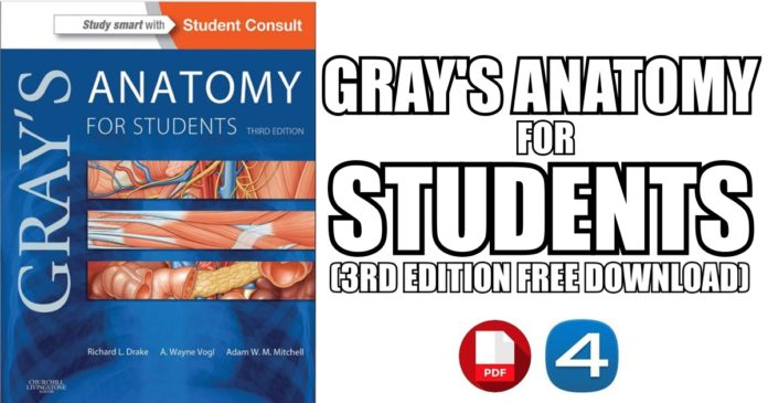 Gray\'s Anatomy for Students 3rd Edition PDF Free Download [Direct ...