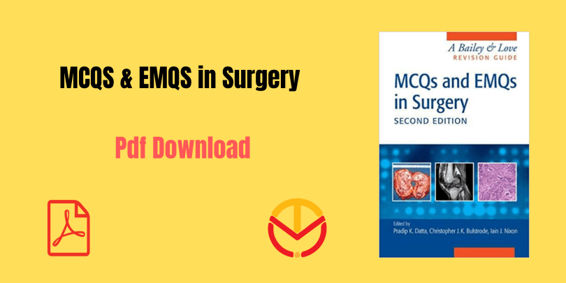MCQS and EMQS in Surgery pdf download