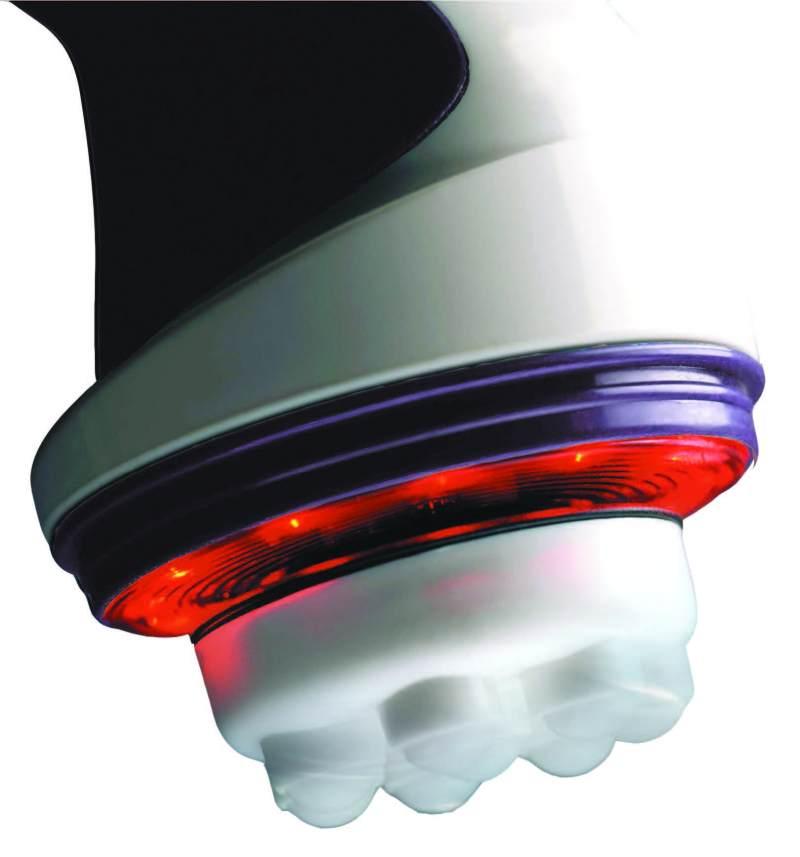 מכשיר עיסוי חשמלי רוטט לחיטוב והרזיה מבית MC-669 MEDICS CARE