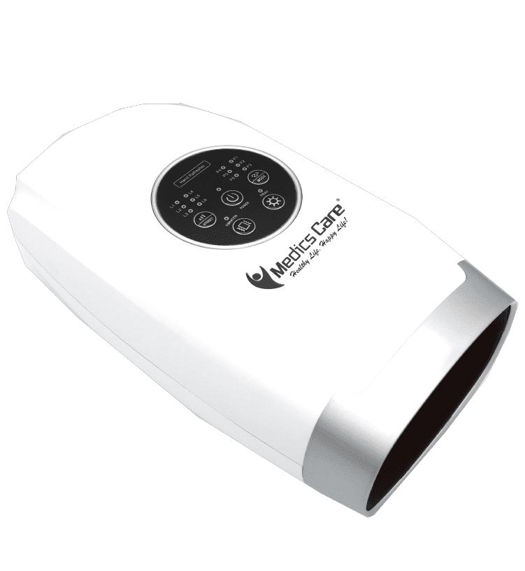 מכשיר עיסוי ידיים °360 לחץ כריות אוויר בשיטה הקוריאנית לכפות הידיים MC-1340