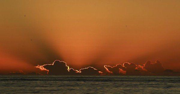 amanhecer maravilha