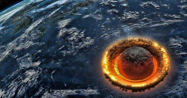 cometa planeta