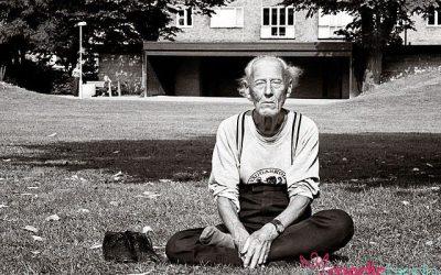 Os efeitos da meditação no envelhecimento