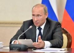 Путин призвал создать современную систему здравоохранения