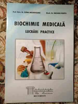 Biochimie medicala - Lucrari practice 14