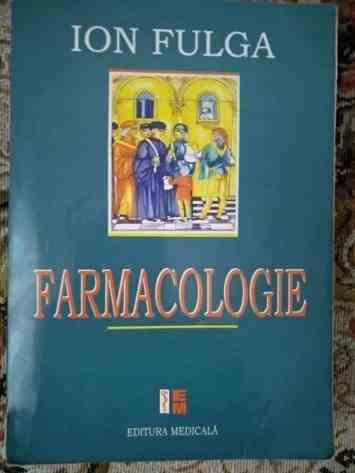 Farmacologie - Ion Fulga 9