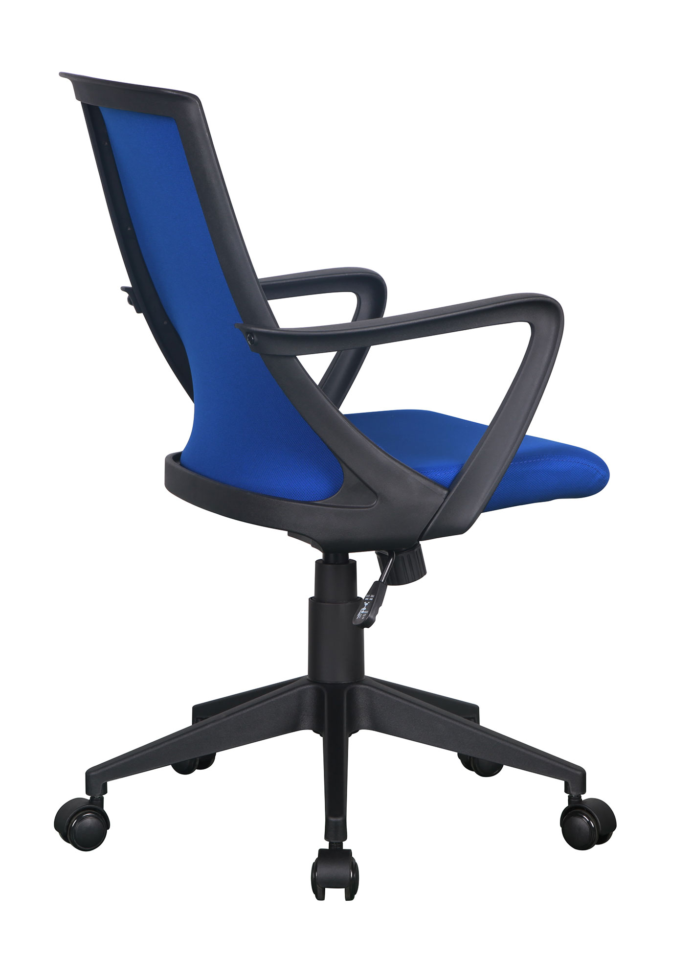white swivel desk chair uk modern patio sixbros office different colors 0722m ebay