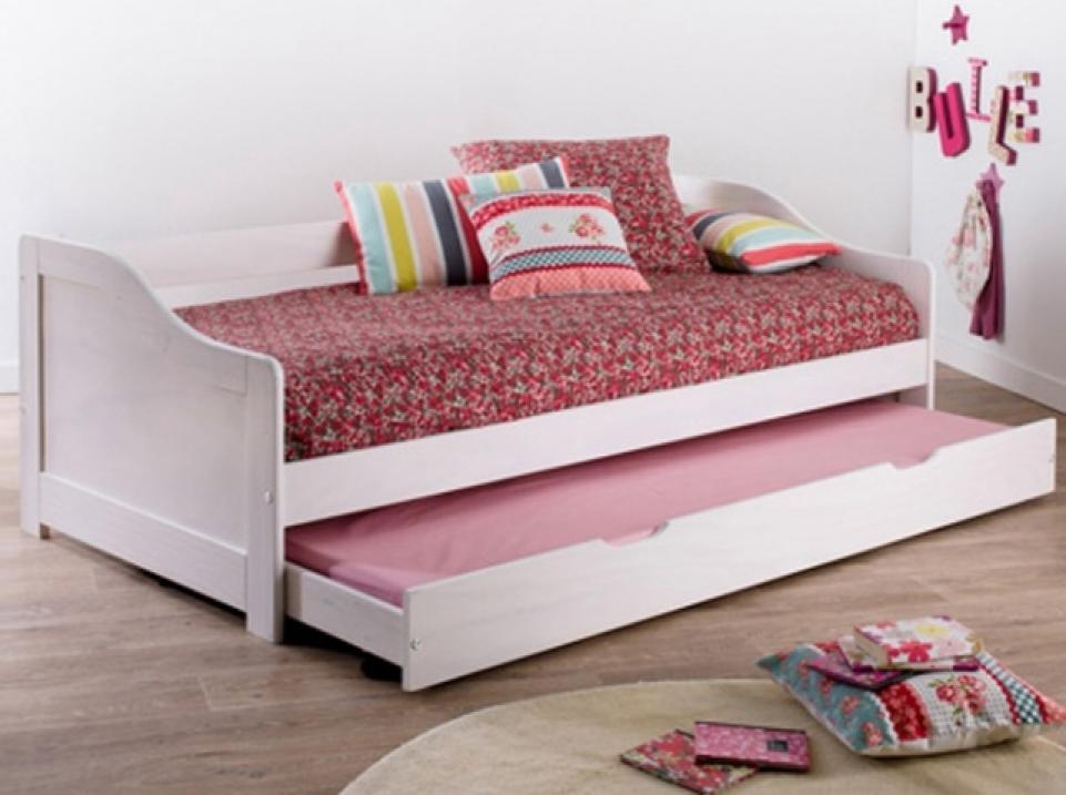 lit mezzanine 2 places avec canap cheap lit mezzanine. Black Bedroom Furniture Sets. Home Design Ideas