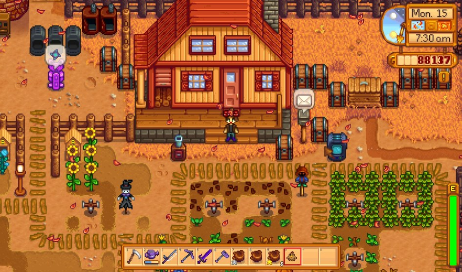 Review Stardew Valley Medieneuphorie