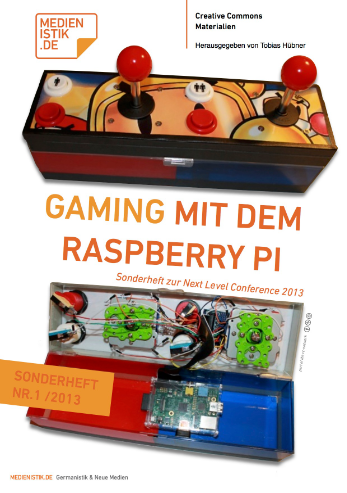 Themenheft: Gaming mit dem Raspberry Pi