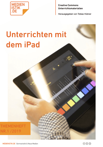 Themenheft iPad