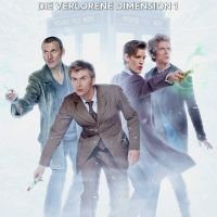 Review: Doctor Who - Die verlorene Dimension 1 (Graphic Novel)