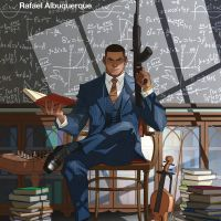 Review: Prodigy 1: Die böse Erde (Graphic Novel)
