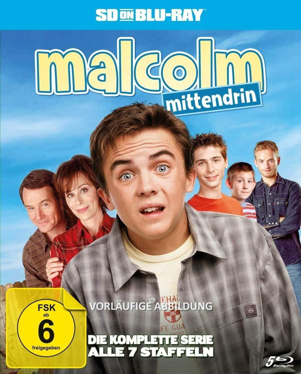 Malcolm Mittendrin Folgen
