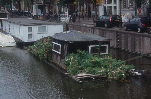 Tausende Amsterdamer wohnen auf dem Wasser  MedienwerkstattWissen  20062017 Medienwerkstatt