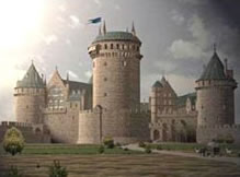 castle medieval castles rosby history middle ages coucy chateau early century movies through 10th games keep mid during walls midieval