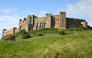 castle medieval castles architecture bamburgh greatest designs european concentric medival britain were early location simple uncovering