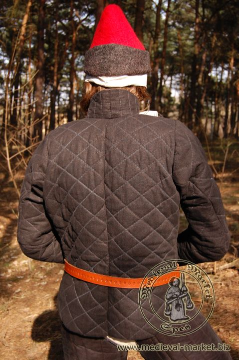 Quilted Fencing Doublet MEDIEVAL MARKET SPES