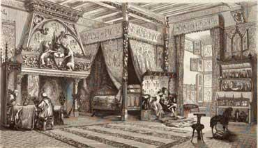 Medieval House Interior 2